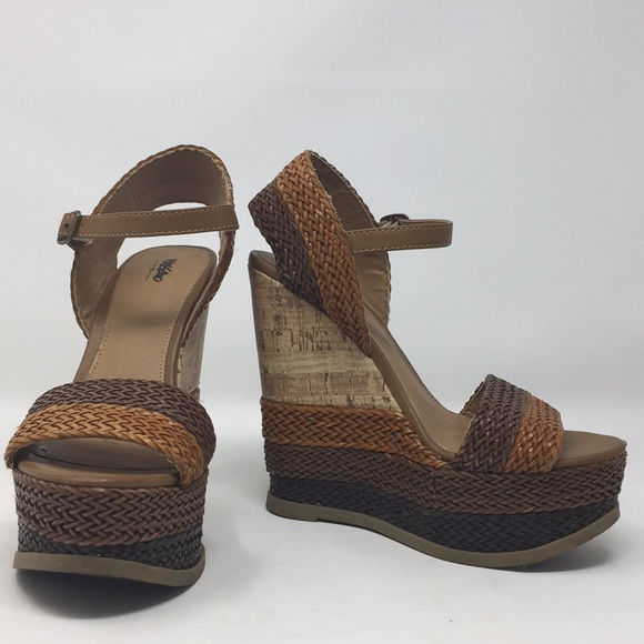 203c4713b0dd M 5b0aa432a4c485d145cbe2ec. Other Shoes you may like. 7.5 Mossimo black  wedges